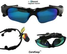 Sport Bluetooth Stereo wireless Headset Sunglasses & MP3 PLAYER Built in w/ 4GB