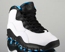 Air Jordan 10 X Retro aj10 Powder Blue men lifestyle casual shoes NEW white
