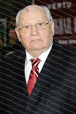Mikhail Gorbachev,  Former Russian President,  Photo, picture, poster