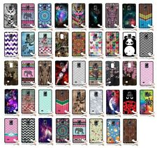 For Samsung Galaxy Note Edge TPU Silicone Rubber Gel Soft Skin Cover Phone Case