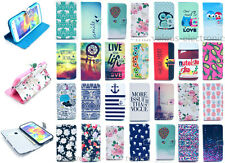 Magnetic Flip Leather+Rubber Case Stand Wallet Cover F Samsung S6 S5 S4 S3 Note4