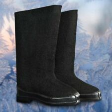 Valenki Russian Winter Boots With Rubber Sole 100% Wool (All Sizes)