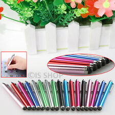 Aluminium Capacitive Touch Screen Stylus Pen For Apple iPhone 5 6 Samsung HTC LG