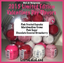 REVO - Well At Walgreens NEW Valentines Day Lip Balm - Pick Your Flavor or 4 Set