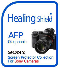 Camera LCD Screen Protector Shield Guard Protection Film 2pcs for SONY