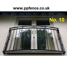 Building Regulations Juliet Balcony in Fencing ( 10 ) HIGH QUALITY .