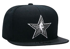 Mitchell &Ness Fitted Star Man Logo 2015 NBA All Star Game Cap FREE POSTAGE New