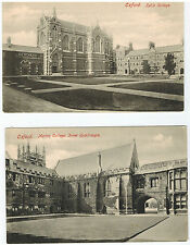 OXBRIDGE UNIVERSITY COLLEGE POSTCARDS OXFORD CAMBRIDGE POSTCARD RADCLIFFE CAMERA