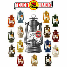 Orig. FEUERHAND® 276 hurricane storm lantern Made in Germany