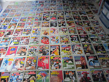 Sports Illustrated Magazines 1989 (With Labels) - You Pick From List -