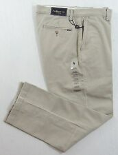 Ralph Lauren Polo Logo Chino Classic Fit Khaki Twill Pants 30 32 33 34 36 38 40