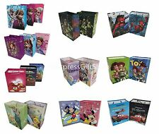 """12X Disney 9"""" Paper Party Favor Bags, Gifts Bags, Birthday Bags, Loot Bags"""