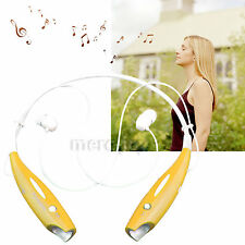 Bluetooth Headset SPORT Earphone Stereo Wireless Neckband Headphone For iPhoneLG