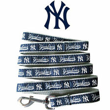 MLB Pet Fan Gear NEW YORK YANKEES Leash Leashes  for Dog Dog Dogs Puppy
