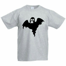 SCARY GHOST - Halloween / Dracula / Witches / Funny Children's Themed T-Shirt