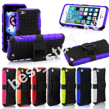 SHOCKPROOF  FOR SMARTPHONES  HEAVY DUTY CASE COVER STAND FREE SCREEN PROTECTOR