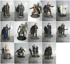 The Lord of the Rings Movie Trilogy Collector Models Eaglemoss