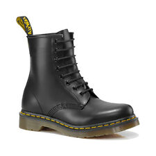 Dr. Martens - Black Smooth - Women's 1460 - New 11821006