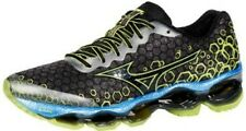 MIZUNO Wave Prophecy 3 Mens Running Shoes Slate Silver Lime - SIZE 9 - 10