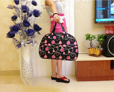 New Fashion Ladies Weekend Bag Waterproof Luggage Bag Small Travel Gym Tote Bag