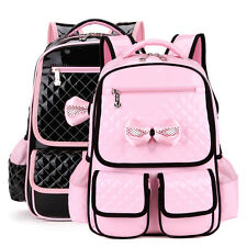 Girls Baby Backpack Schoolbag Sports Travel Bag Students Rucksack Cute New Bag