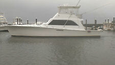 Ocean Yacht 55' 1984,  Detroit 8V92 Motors  Salvage
