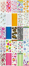 20/30 CELLO PARTY  SWEET BAGS  FOR  XMAS HALLOWEEN  CELLOPHANE LOOT GIFT BAGS