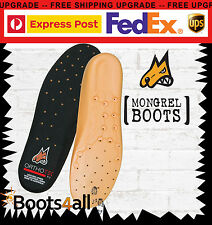 Mongrel Work Boots Innersoles Insoles Footbeds Foot Inserts Comfort Removeable