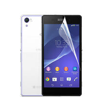 3x CLEAR LCD Screen Protector Shield for sony Xperia Z2 L50w
