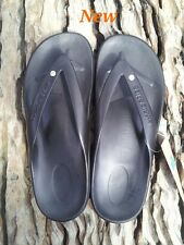 Black with Diemente STARFISH Thongs from Aussie Soles comfortable arch support