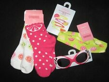 Gymboree CITRUS COOLER ACCESSORIES Socks Headband Hairclips Sunglasses YOU PICK
