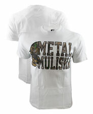 Metal Mulisha Lockup Realtree White Shirt MEDIUM LARGE XL