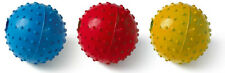 Dog Classic Pimple Ball With Bell - Hard Wearing, Fun, Exercise For Your Dog