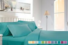 1800 Count 4 Piece Deep Pocket Bed Sheet Set - Exclusive Summer Collection!!