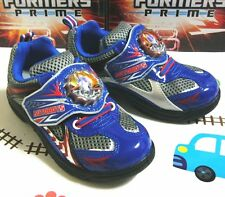 Transformers Light-up *Optimus Prime* Kid's boys Sneakers Shoes TF-5192