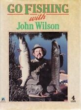 John Wilson Go Fishing With John Wilson Very Good Book