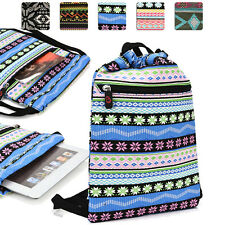 KroO Drawstring Protective Aztec Backpack Cover fits 10.1 inch Tablets BGPS-16