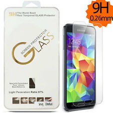 Premium Real Tempered Glass Screen Film 9H For Samsung Galaxy S3/4/5/6Note2 3 4