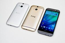 """NEW"" HTC One M8 (Latest Model) 32GB (Factory Unlocked) Phone Gray Gold Silver"