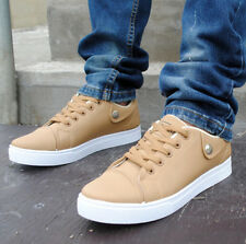 Summer New England men's canvas shoes, fashion shoes breathable casual shoe