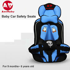 Safety Infant Baby Car Safety Seats Carrier Portable for 9 months to 6 year old