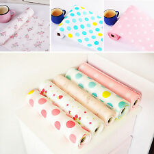 30x300cm  Non-adhesive Shelf Contact Paper Cabinet Drawer Liner Table Mat