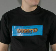 Dubstep music t shirt drum and bass t shirt rizla design