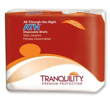Tranquility All Through the Night diapers, ATN, adult diapers, tape tabbed