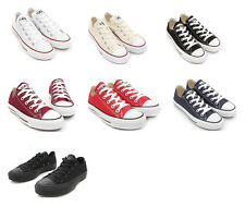 CONVERSE ALL STAR LOW Sneaker - 7 Colors Genuine Brand Shoes For Men & Women 18