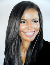 HAND DRAWN COMMISSION COLOUR PENCIL PORTRAIT FROM YOUR PHOTO A4, A3 ANY SUBJECT