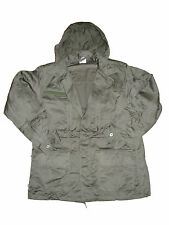 Genuine FRENCH Army Issued Unused Military Combat M64 Vintage Jacket in Olive