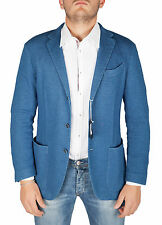 DENIM UNLINED JACKET DELAVE EFFECT ' COLOR DENIM men s/s FAY 04E05