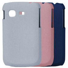 NEW Frosted Thin Matte Hard Cover Case For Samsung Galaxy Pocket GT-S5300