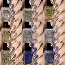 F.U.N Lacquer - Permanent Collection (Holo / Flakies / Glitter) Nail Polish 12ml